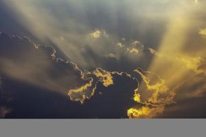Israel Majestic Sky by Art Wolfe