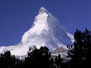 Matterhorn, Zermatt, Switzerland by Art Wolfe