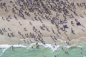 Miami Beach by Art Wolfe