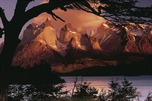 Mountain Refuge by Art Wolfe