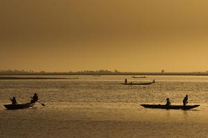 Niger River, Mali by Art Wolfe