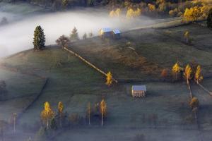 Romania Landscape by Art Wolfe