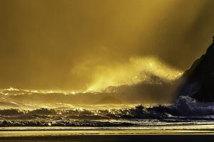 Washington_Quinault Seascape by Art Wolfe