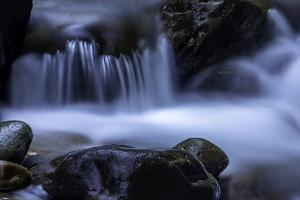 Washington_Rainier Waterfall by Art Wolfe