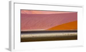 Desert landscape, Namibia, Africa by Art Wolfe Wolfe