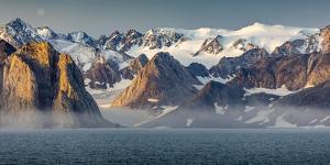 Landscape, Eastern Greenland by Art Wolfe Wolfe