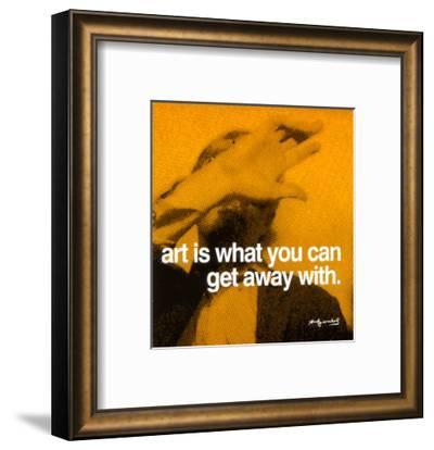 Art--Framed Art Print