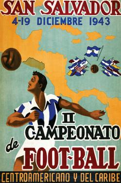 Il Campeonato De Foot-Ball by Artes Graficas