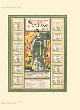 The Studio Almanac by Arthur A. Orr