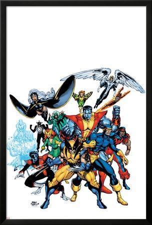 Marvel Legends: Arthur Adams TPB Cover: Wolverine