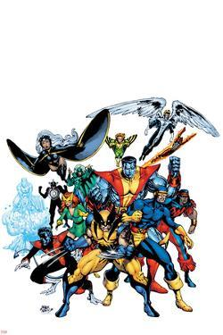 Marvel Legends: Arthur Adams TPB Cover: Wolverine by Arthur Adams