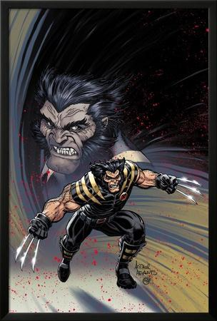 Ultimate Comics Wolverine #1 Cover: Wolverine