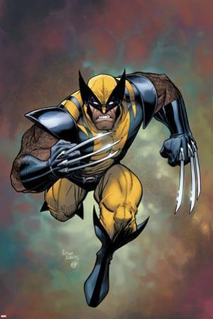 Wolverine No.302 Cover by Arthur Adams