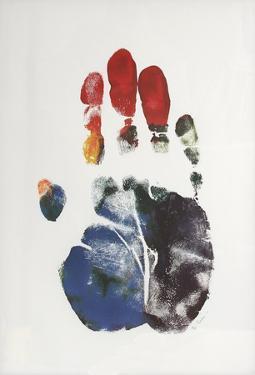 Hand Portrait by Arthur Boden