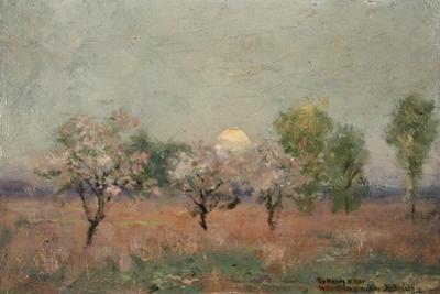 Landscape by Arthur Bowen Davies