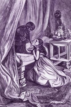 Arabian Nights tale - by Arthur Boyd Houghton