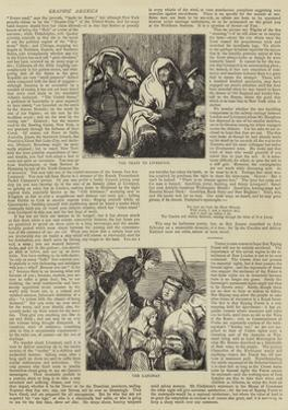 Graphic America by Arthur Boyd Houghton