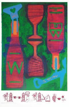 Willi's Wine Bar, 1992 by Arthur Cefai