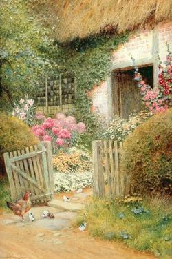The Visitors by Arthur Claude Strachan