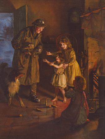 Rescued by Arthur Elsley