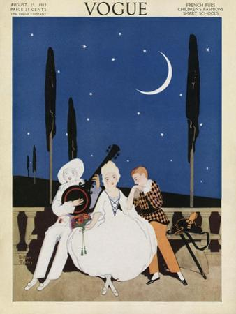 Vogue Cover - August 1913
