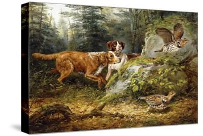 Flushed: Ruffed Grouse Shooting, 1857