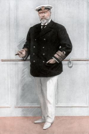 King Edward VII of the United Kingdom, 1910