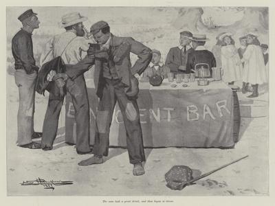 The Benevolent Bar, by E Nesbit