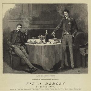 Kit, a Memory by Arthur Hopkins