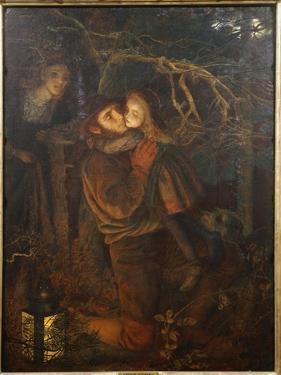 The Lost Child by Arthur Hughes