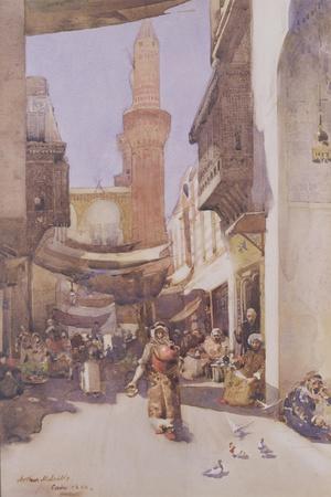 A Cairo Street, 1883