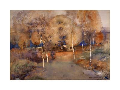 Autumn - Loch Lomond, 1893