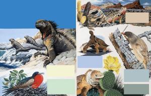 The Galapagos Islands by Arthur Oxenham