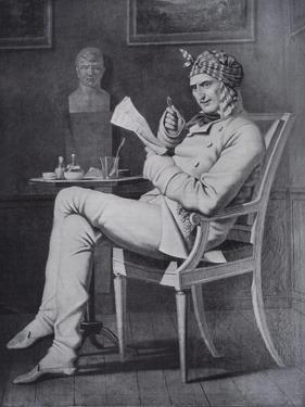Caporushes by Arthur Rackham