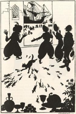 Dick Whittington by Arthur Rackham