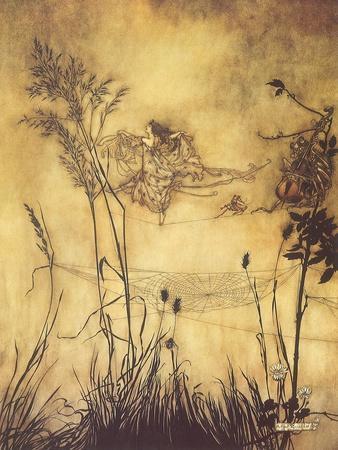 Fairy's Tightrope, 1910