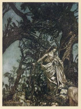 Midsummer Night's Dream by Arthur Rackham