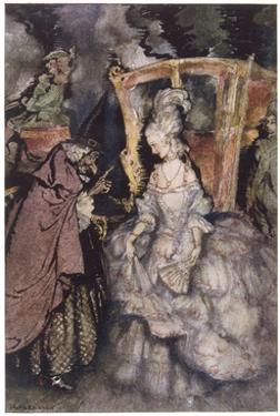 Rackham, Cinderella by Arthur Rackham