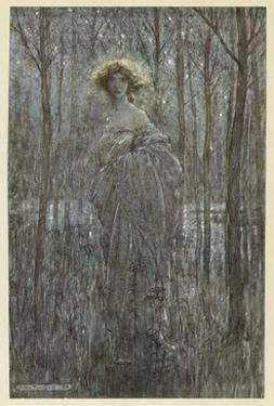 Shakespeare, Helena by Arthur Rackham