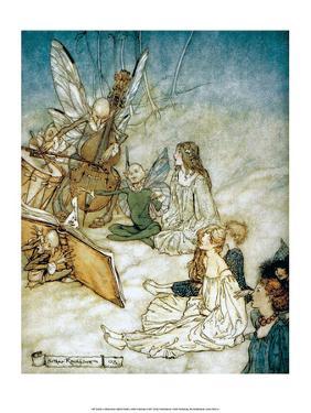 The Fairy Orchestra, 1908 by Arthur Rackham