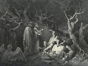 'The Premature Burial' by Edgar Allan Poe by Arthur Rackham