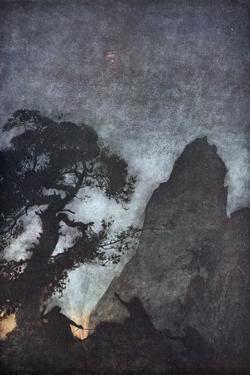 The three Norns', 1924 by Arthur Rackham
