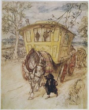 Wind in Willows, Grahame by Arthur Rackham