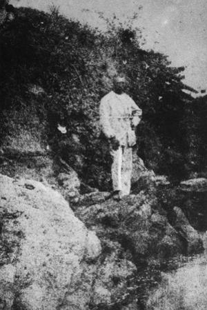 Rimbaud at Harrar