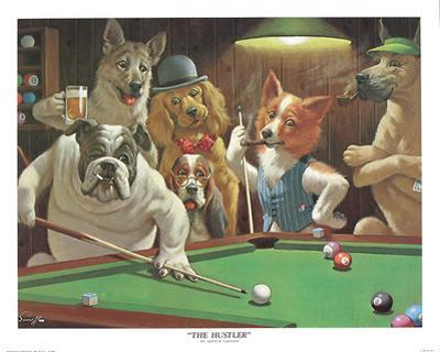 The Hustler by Arthur Sarnoff