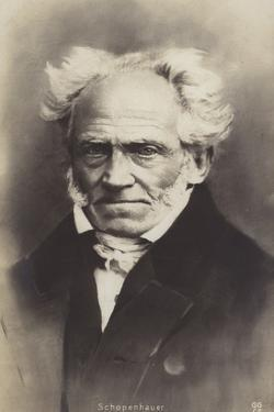 Arthur Schopenhauer (1788-1860), German Philosopher