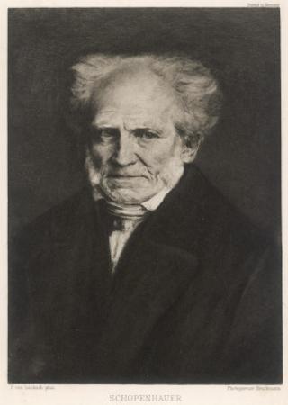 Arthur Schopenhauer German Philosopher
