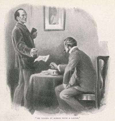 Reminiscence of Mr. Sherlock Holmes