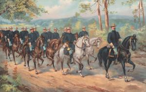 U.S. Army Cavalry Field Equipment, 1899 by Arthur Wagner