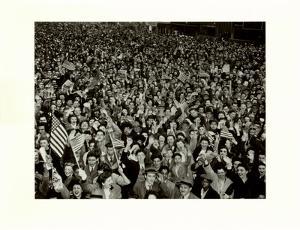 Coney Island, 1945 by Arthur (Weegee) Fellig